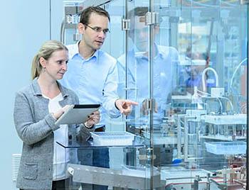Digitalisierung in der Pharmaindustrie