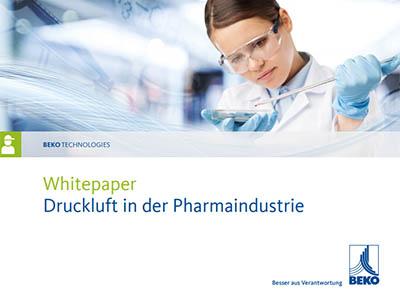 Whitepaper Druckluft Pharmaindustrie