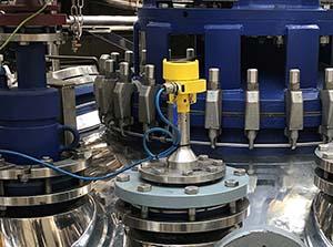 VEGA-Sensoren sind seit mehr als zehn Jahren fester Bestandteil der Produktion bei ACS Dobfar.