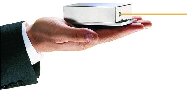 Der kompakte Sapphire Laser von Coherent ist für Anwendungen der Biowissenschaften sehr gut geeignet