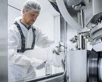 In der Pharmawelt wächst kein anderes Marktsegment so schnell wie HPAPIs.