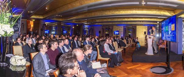 Mehr als 200 Vertreter aus allen Bereich der Pharmaindustrie kamen zum 1. Kongress für Serialisierung von Adents