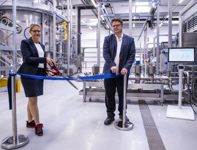 Alfa Laval hat im dänischen Kolding ein Application & Innovation Centre für Fluid-Handling-Technologien eröffnet
