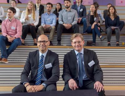 Deutschlandstipendium: Wissenschaftler von morgen