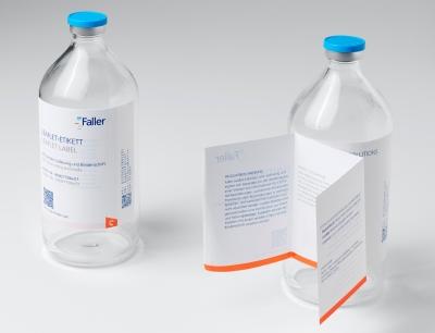August Faller bringt ein recyclebares Multipage-Haftetikett ohne Laminat auf den Markt