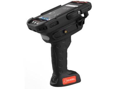 Der Handscanner erfüllt alle Explosionsschutznormen für Zone 1, Zone 2 und Mining und ist ebenso für Nicht-Ex-Bereiche verfügbar