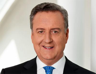 CEO Mark Owen von Celesio AG