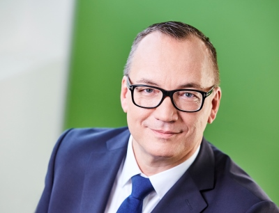 Christian Sallach ist Chief Marketing und Chief Digital Officer bei Wago