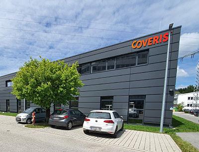 Coveris bezieht neuen Standort für moderne Medizinverpackung