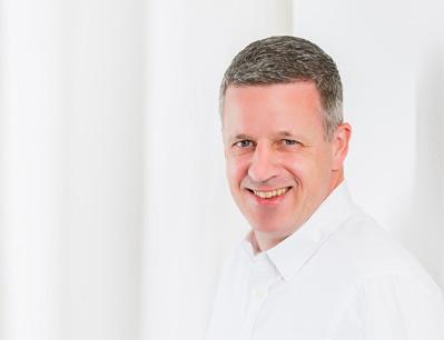 Geschäftsführer Götz Kroeber Domino Deutschland