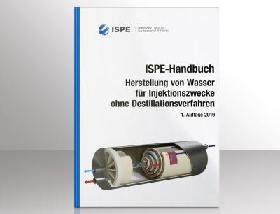 """Praxisleitfaden zur Herstellung von """"Wasser für Injektionszwecke"""" - das neu erschienene ISPE Handbuch"""