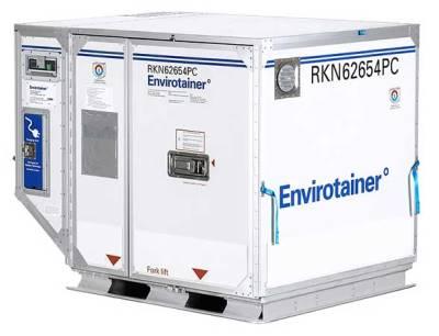 Thermo King und Envirotainer sind für die sichere und temperaturgeregelte Luftbeförderung des Covid-19-Impfstoffs vorbereitet