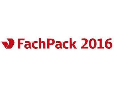 Logo Fachpack 2016