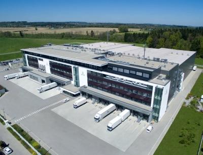 """Die ausgezeichnete """"Facility of the Future"""" Ravensburg Vetter West"""