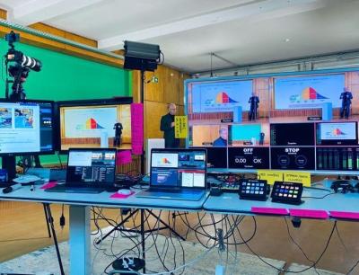 Für 2021 hat Faller Packaging eine virtuelle Roadshow mit interaktiven Parts konzipiert