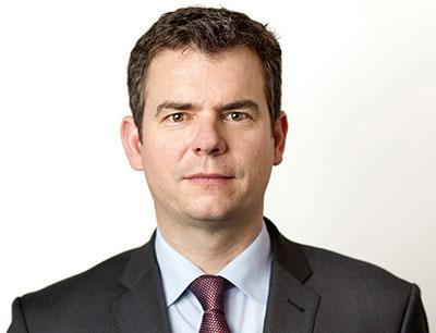 Karsten Kühl, CFO von Fette Compacting und Geschäftsführer der Finance & Shared Services
