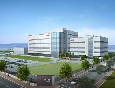 Hanmi Pharmaceutical wählte GEA als Schlüssellieferant für eine neue Anlage, die derzeit in der Stadt Pyeongtaek-si in der Provinz Gyeonggi, Südkorea, gebaut wird