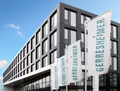 Headquarter der Gerresheimer AG in Düsseldorf