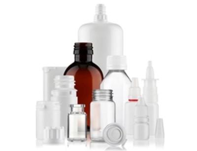 Pharmazeutische Flaschen und Behälter aus Kunststoff