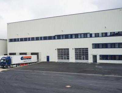 Rund sechs Millionen Euro hat Greiwing in die Erweiterung des Standorts Duisburg investiert