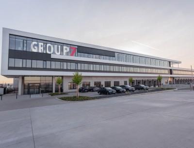 Das Logistikcenter in Frankfurt ist das größte Hub für die Abwicklung internationaler E-Commerce-Sendungen von Group 7