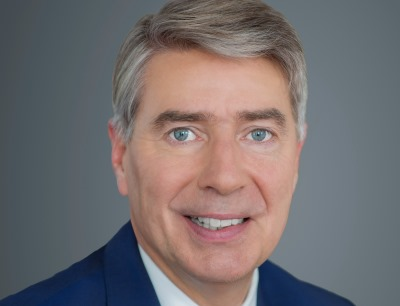 Han Steutel, Bristol-Myers Squibb, Vorsitzender des vfa-Vorstands