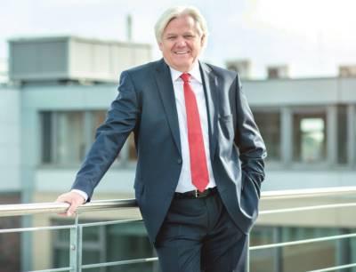 Hans Beckhoff, Geschäftsführender Inhaber von Beckhoff Automation