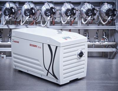Neue Vakuumpumpe Ecodry 25 und 35 Plus - kompakt, ergonomisch, energieeffizient
