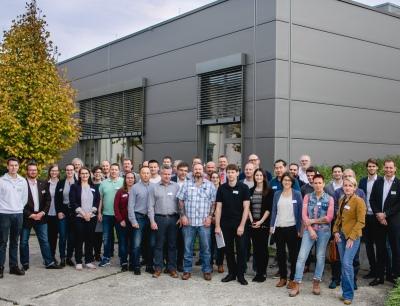 Bereits zum zweiten Mal fand das Coating-Seminar von Lödige Process Technology in Paderborn statt