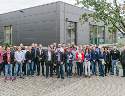 In Paderborn fand das erste Coating-Seminar der Gebrüder Lödige Maschinenbau GmbH statt