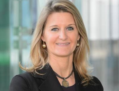 Marie-France Tschudin ist seit dem 7. Juni 2019 Präsidentin von Novartis Pharmaceuticals
