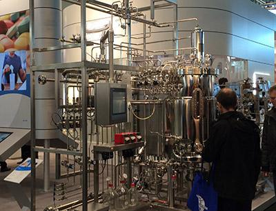Maschinenbau Pharmaindustrie