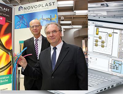 Axel Schuchmann und Dr. Reiner Haseloff
