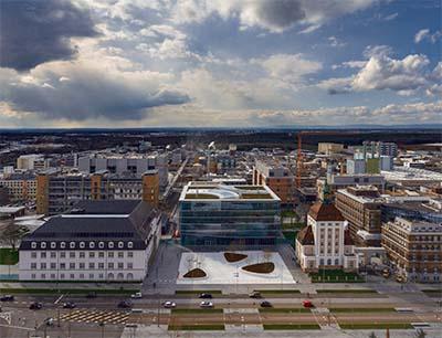 Merck Standort Darmstadt
