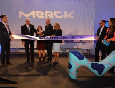 Erweiterung des Pharma-Produktionsstandorts am Hauptsitz von Merck