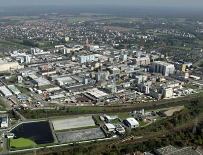 Zentrale Darmstadt