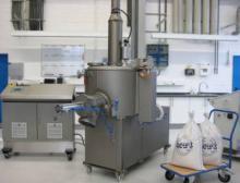 Der Uni-Tec UT 250 im R&D Center von MTI in Detmold