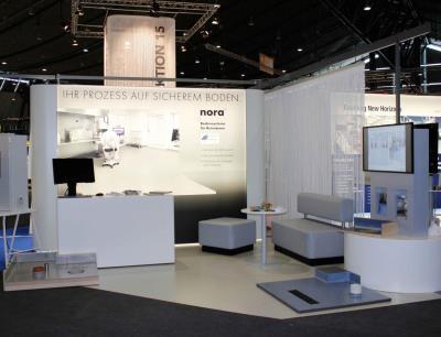 Nora Systems auf den Lounges 2019