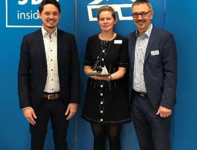 Preisträger vom Messepreis Interphex 2019
