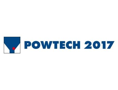 Logo der Powtech 2017