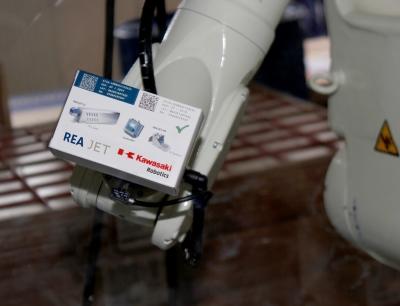 Roboter Kennzeichnungslösung