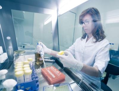 In der pharmazeutischen Produktion ist ein Reinraum von entscheidender Bedeutung