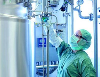 Rentschler Biopharma übernimmt am Standort Laupheim die Herstellung, Aufreinigung und Formulierung des Vakzins