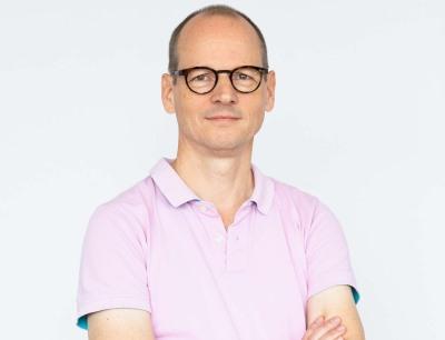 Jens Reufsteck, Account Director bei Namics