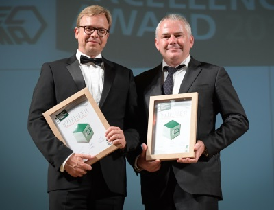 Pharmaverpackung von RLC gewinnt 22. European Carton Excellence Award