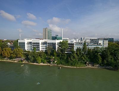 Roche - Headquarter Basel