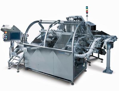Röhrchenfüllmaschine von Romaco