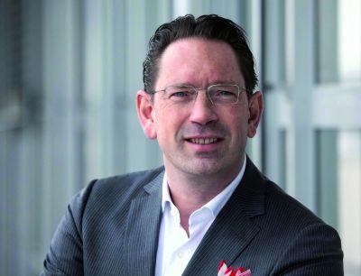 Holger Frank, CEO bei Sanner