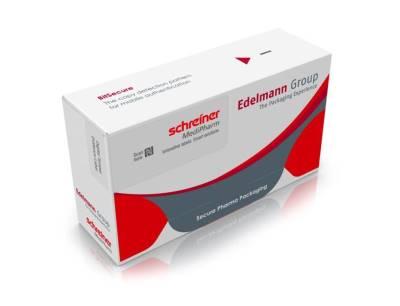 Smarte Pharmaverpackung von Schreiner und Edelmann