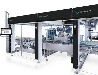Gerhard Schubert zeigt auf der Propak China in Shanghai seine flexible und effiziente Toploading-Verpackungstechnologie (TLM)